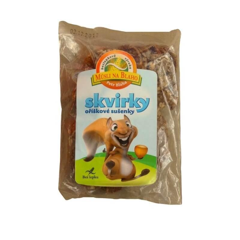 Skvirky - oříškové sušenky 100 g