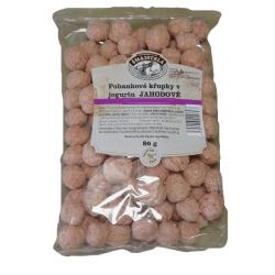 Pohánkové chrumky jahodové Šmajstrla 80 g