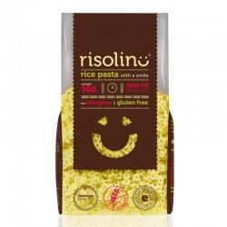RISOLINO ryžové cestoviny polievkové hviezdičky 300 g