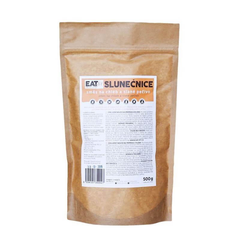 EAT-fit Bezlepkový chléb se slunečnicovým semínkem 500 g