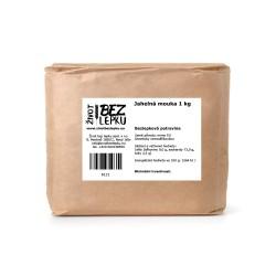 Jahelná mouka hladká 1 kg