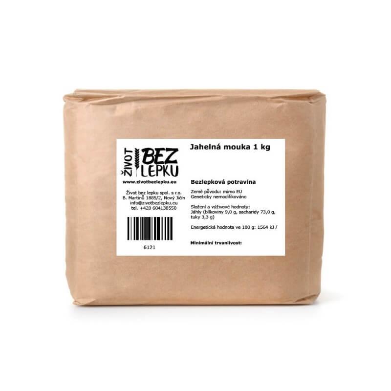 Pšenová múka hladká 1 kg