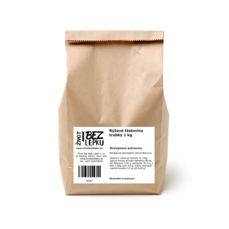 LUCKA ryžové cestoviny rúrky 1 kg