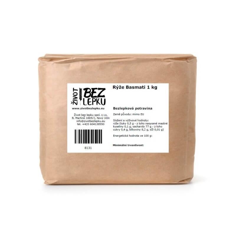 Ryža Basmati 1 kg
