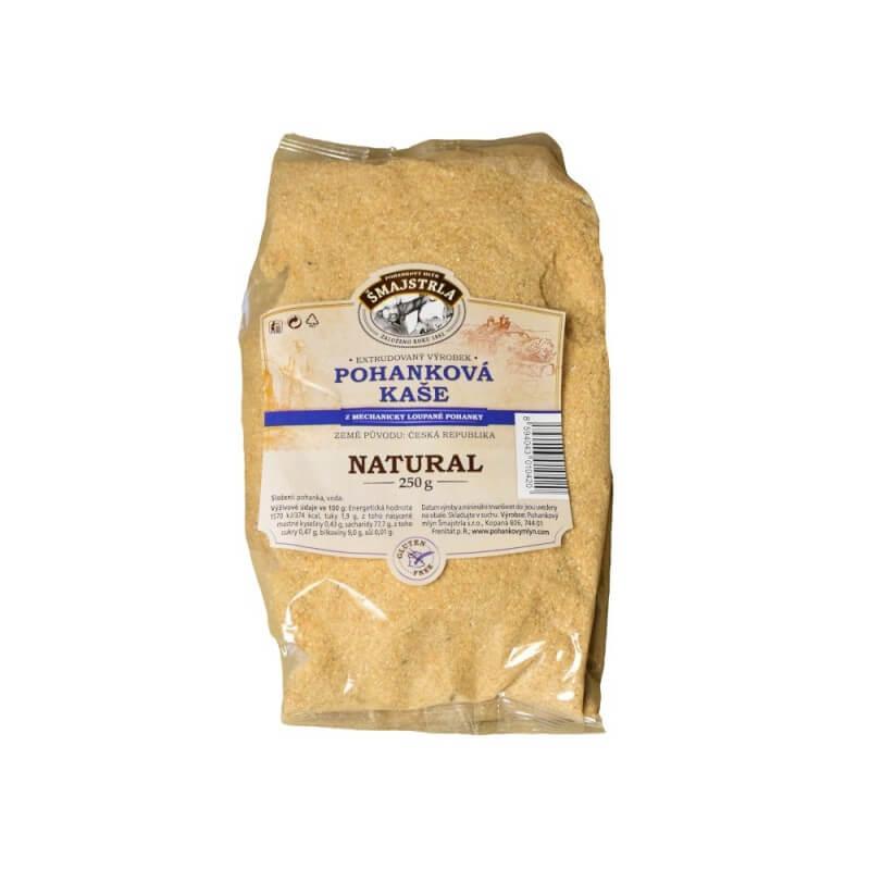 Pohánková kaša instantná natural Šmajstrla 250 g