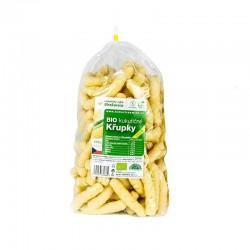 BIO kukuričné chrumky dlhé slané 100 g