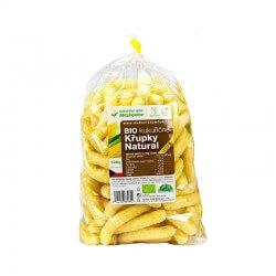 BIO kukuričné chrumky dlhé natural 100 g
