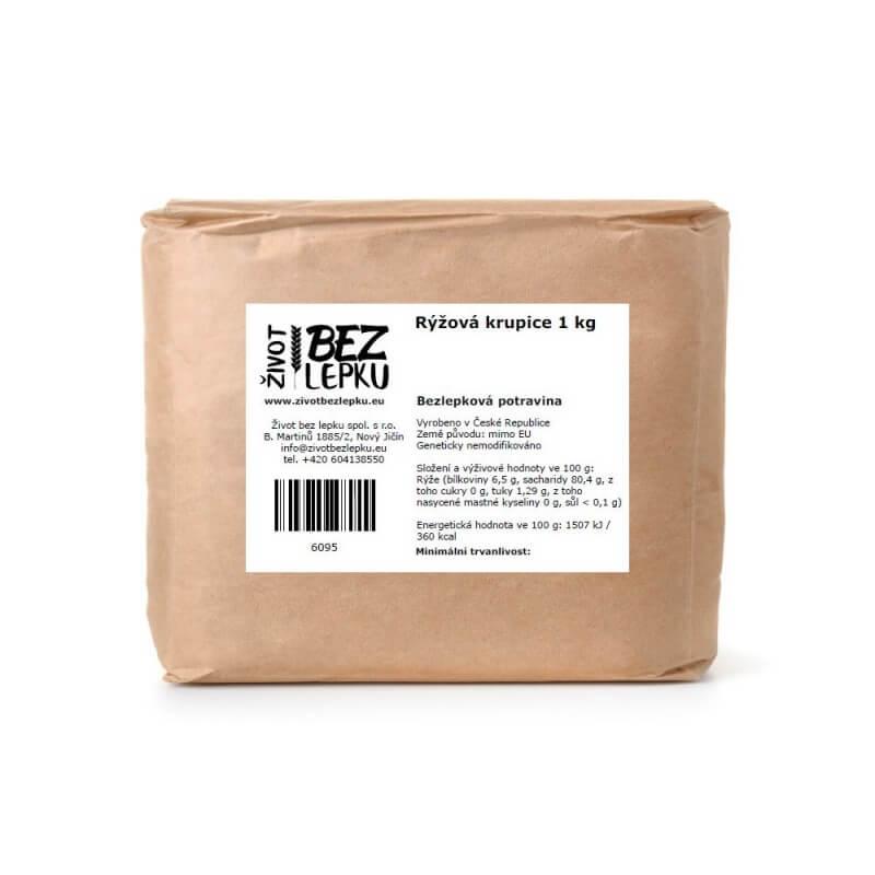 Ryžová krupica 1 kg