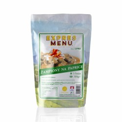 Žampiony na paprice 1 porce EXPRES MENU 300 g