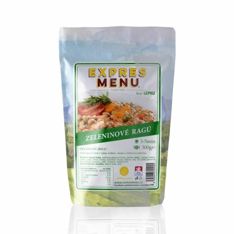 Zeleninové ragú 1 porcia EXPRES MENU 300 g