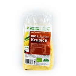 BIO kukuřičná krupice 400 g