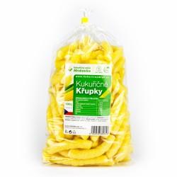 Kukuřičné křupky dlouhé slané 100 g