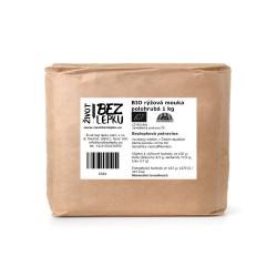 BIO rýžová mouka polohrubá 1 kg