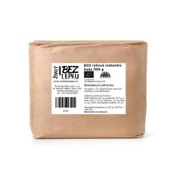 BIO ryžová instantná kaša 500 g
