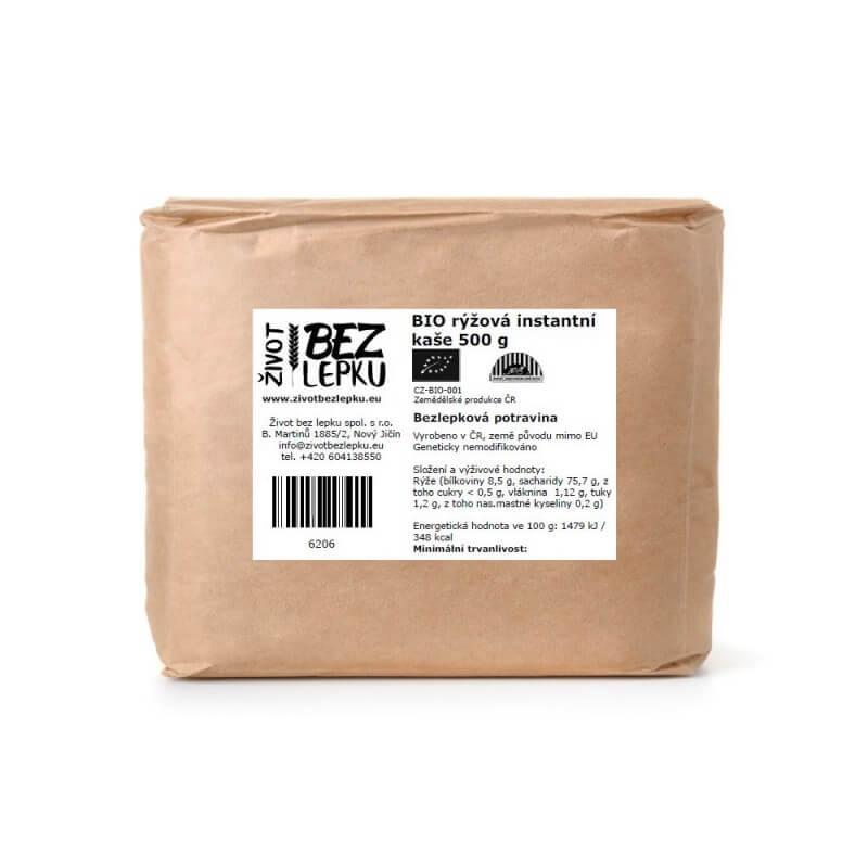 BIO rýžová instantní kaše 500 g