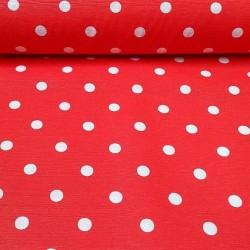 Balmy červený puntík