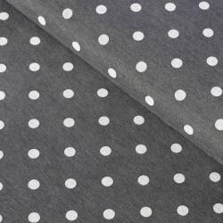 Balmy šedý puntík