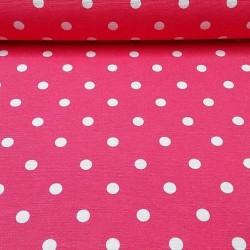 Balmy růžový puntík