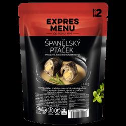 Španělský ptáček 2 porce EXPRES MENU 600 g