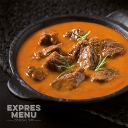 Hovězí guláš 2 porce EXPRES MENU 600 g