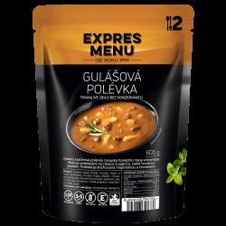 Gulášová polievka 2 porcie EXPRES MENU 600 g