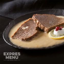 Sviečková na smotane 2 porcie EXPRES MENU 600 g