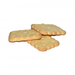 Bezlepkové sušienky s maslovou príchuťou 50 g