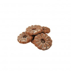 Bezlepkové věnečky kakaové 100 g