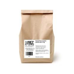 Kukuřičná mouka polohrubá 2 kg