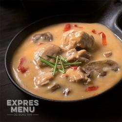 Mäso dvoch farieb 2 porcie EXPRES MENU 600 g