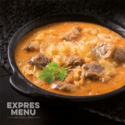 Segedínský guláš 2 porce EXPRES MENU 600 g