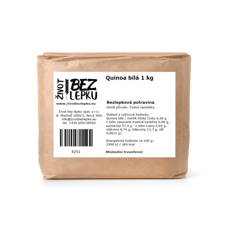Quinoa bílá 1 kg